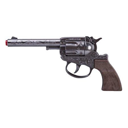 Револьвер ковбоя Gonher сталь 20,5 см