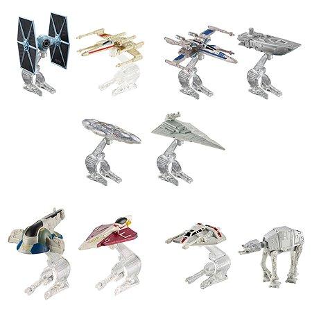 Звездные корабли Hot Wheels Star Wars  2 шт. в ассортименте