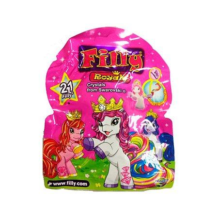 Лошадка коллекционная Filly Королевская Filly в непрозрачной упаковке (Сюрприз)