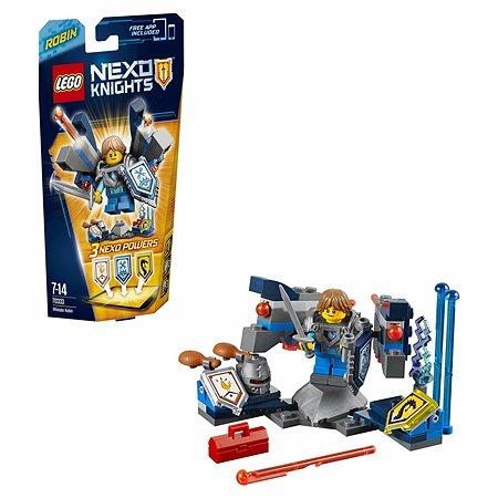 Конструктор LEGO Nexo Knights Робин – Абсолютная сила (70333)
