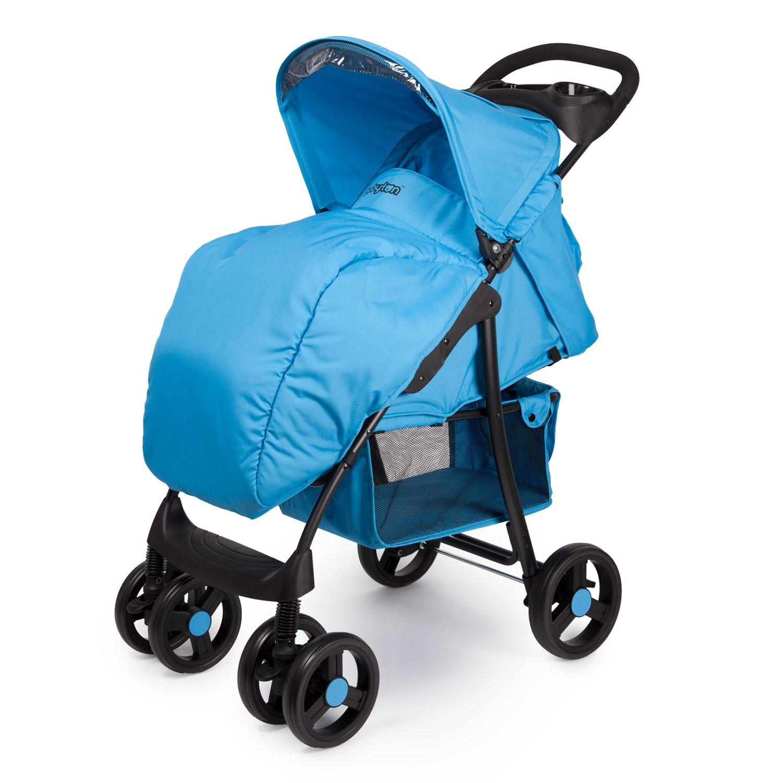 Прогулочная коляска Babyton Comfort  Blue