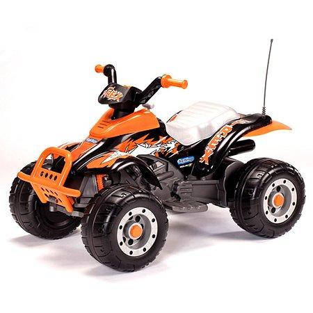 Электромобиль Peg-Perego Corral T-Rex (оранжевый)