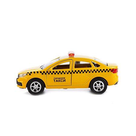 Машина Технопарк LADA Веста Такси 12 см