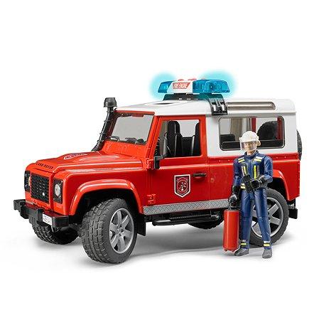 Внедорож Bruder Land Rover Defender Station Wagon