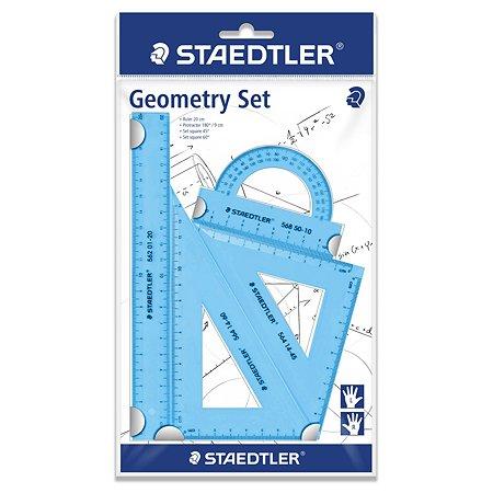 Геометрический набор Staedtler 4 предмета в ассортименте
