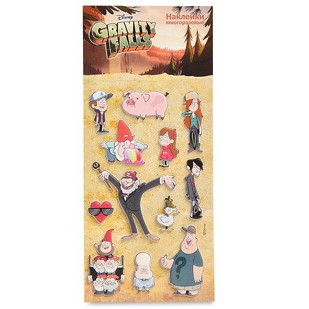 Наклейка декоративная лицензионная Mobile Дисней 2 Гравити Фолз 70*160