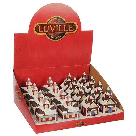 Домик Luville Collectables в скандинавском стиле  на батарейках в ассортименте