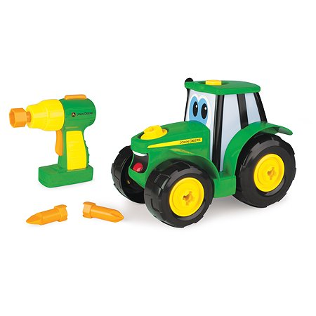 Трактор Tomy Джонни построить 33 см