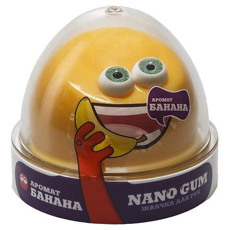 Жвачка для рук Nano Gum Аромат банана 50 г