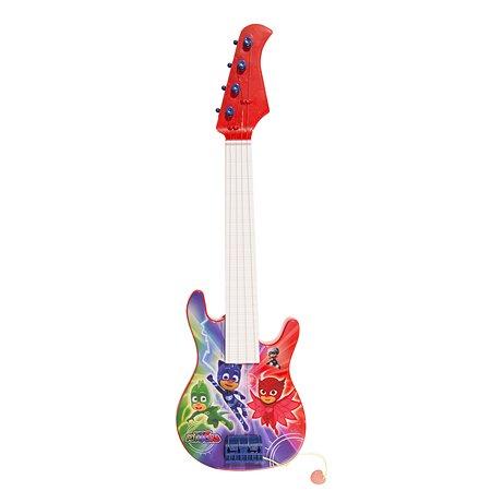 Гитара PJ masks с медиатором 33665