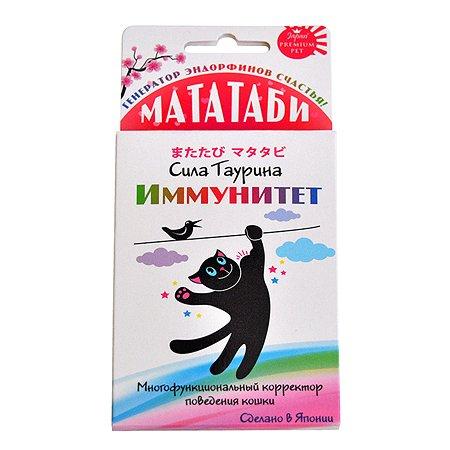Пищевая добавка для кошек Itosui Мататаби Сила Таурина для иммунитета