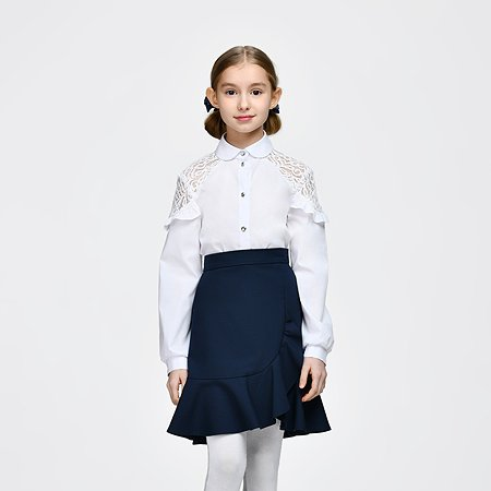 Блузка Smena белая