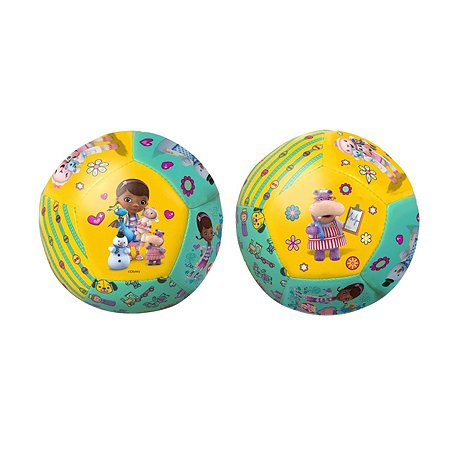 Мяч FRESH-TREND Доктор Плюшева 12,5 см