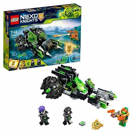 Конструктор LEGO Боевая машина близнецов Nexo Knights (72002)