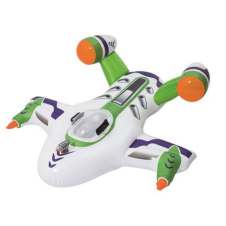Игрушка надувная Bestway для катания верхом Самолёт с брызгалкой 41094
