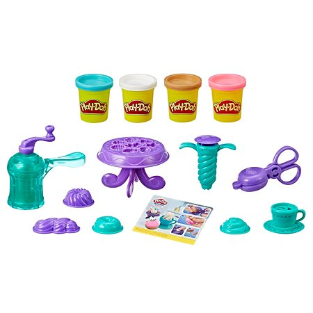 Набор игровой Play-Doh Выпечка и пончики E3344EU4