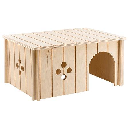 Домик для кроликов Ferplast SIN4646