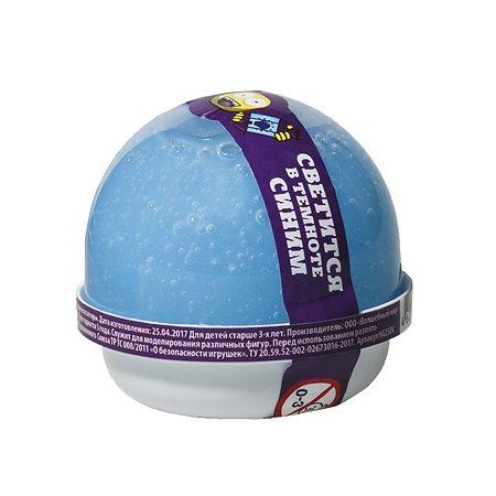 Жвачка для рук Nano Gum Светится синим 25 г