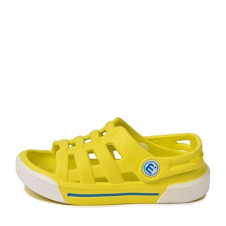 Сандалии пляжные Wappo жёлтые