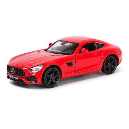 Машинка Mobicaro 1:32 Mercedes-AMG GT S 544988