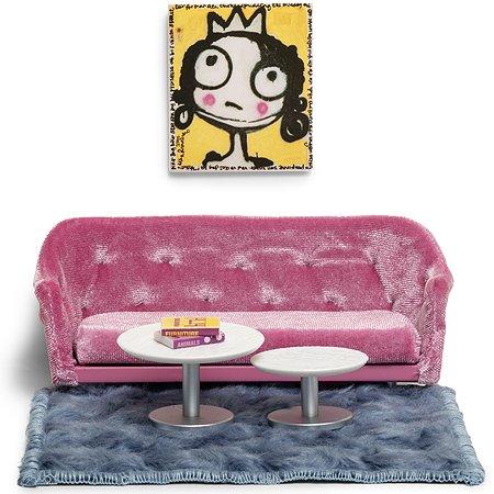 Мебель для домика Lundby Гостиная 7предметов LB_60200200