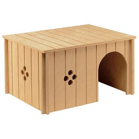 Домик для кроликов Ferplast большой SIN4647