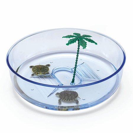 Бассейн для черепах IMAC Turtle hydra круглый малый Голубой