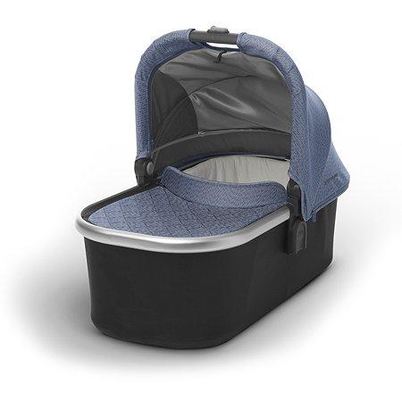 Люлька для коляски UPPAbaby Cruz и Vista 2018 Henry Blue Marl