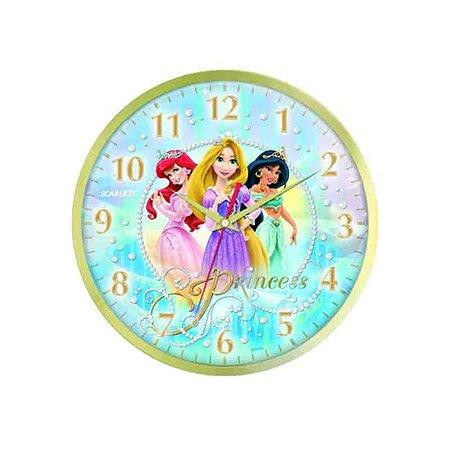Настенные часы Scarlett Коллекция Disney Принцессы