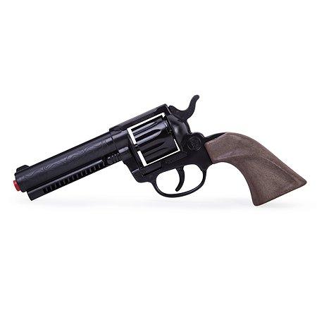 Револьвер ковбоя Gonher (пластамас.) черный 25 см