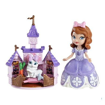 Кукла Disney София + животное в ассортименте