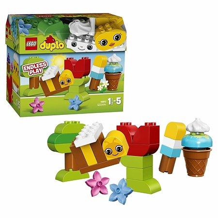 Конструктор LEGO DUPLO My First Времена года (10817)