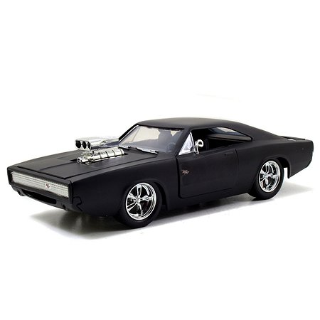 Машинка Fast and Furious Форсаж 1:24 1970 Dodge Charger