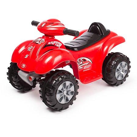 Квадроцикл Kreiss красный 2016