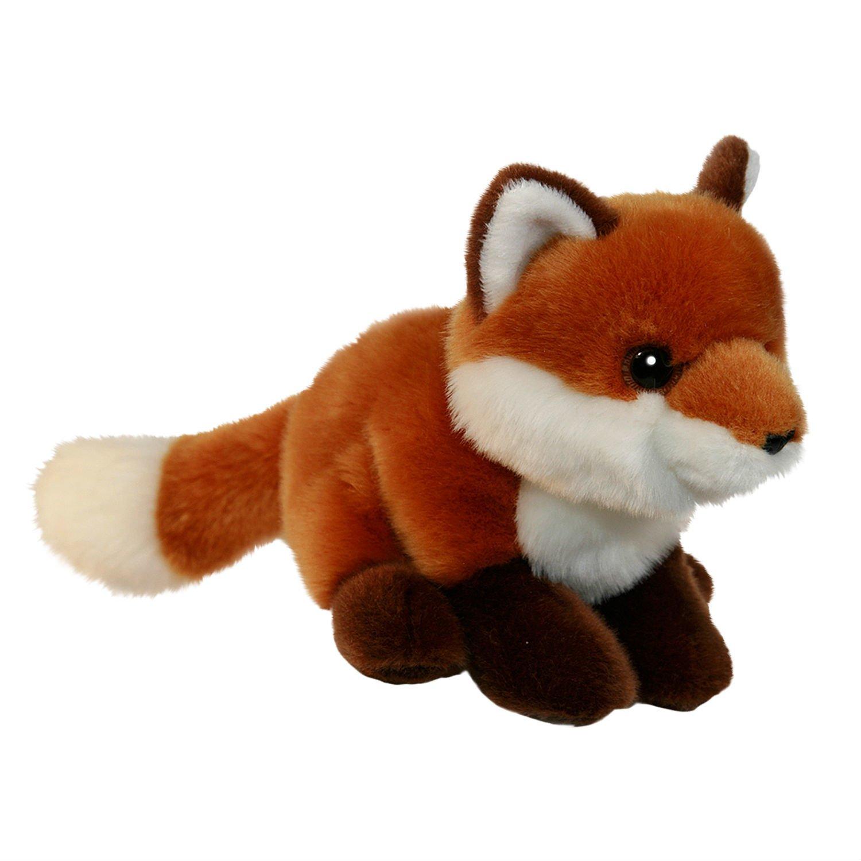 8046ef6c38f5 Мягкая игрушка Aurora Лиса - купить в интернет магазине Детский Мир ...