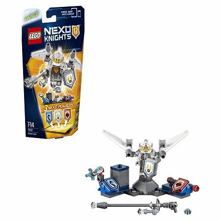 Конструктор LEGO Nexo Knights Ланс — Абсолютная сила (70337)