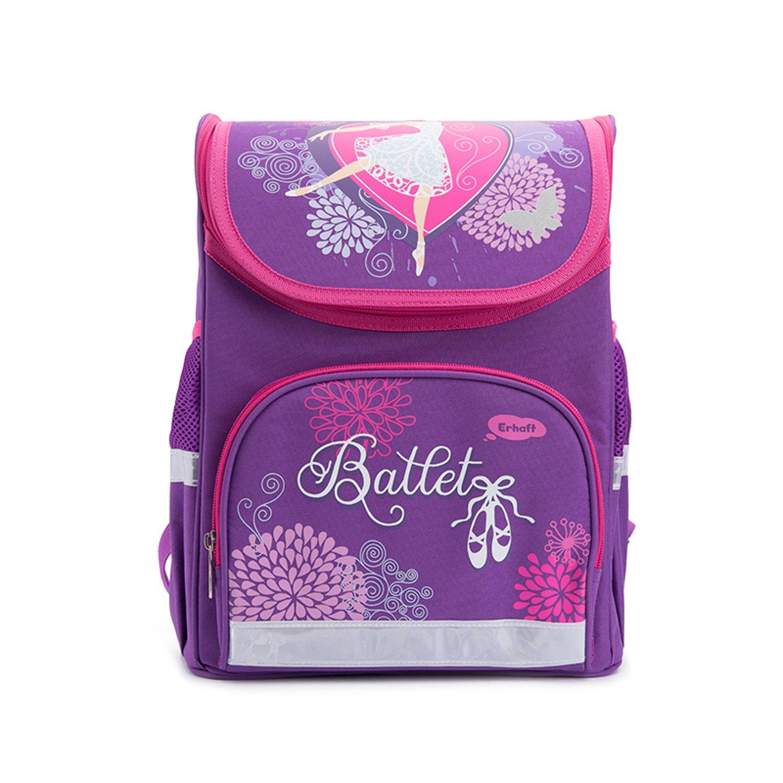 e09111ecf590 Ранец Erhaft Балет (фиолетовый) - купить в интернет магазине Детский ...