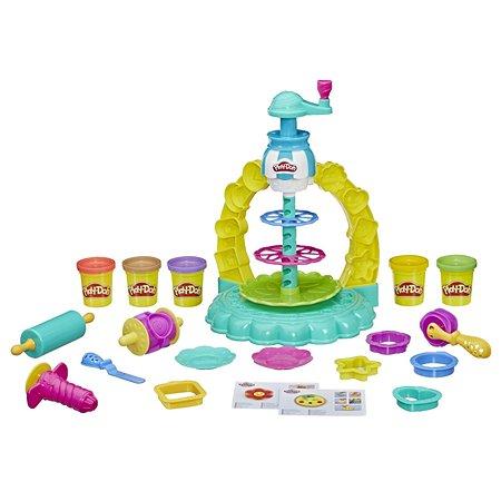 Набор игровой Play-Doh Карусель сладостей E5109EU4