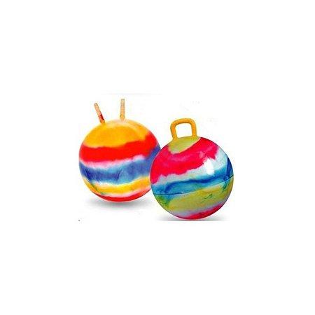 Мяч-попрыгун Innovative Toys 50 см Радуга в ассортименте