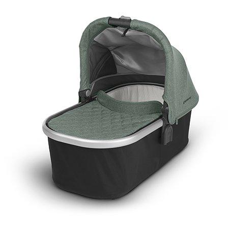 Люлька для коляски UPPAbaby Cruz и Vista 2018 Emmett Sage-army Green melange