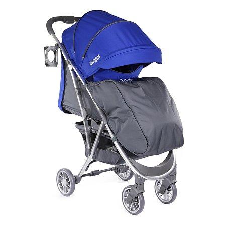 Коляска прогулочная Babyton Active Blue E52