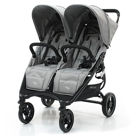 Коляска Valco baby Snap Duo Cool Grey