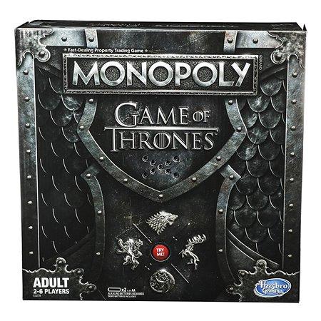 Игра настольная Hasbro Games Монополия Игра престолов E3278121