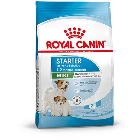 Корм для щенков ROYAL CANIN Starter мелких пород 3кг