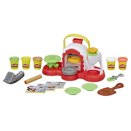 Набор игровой Play-Doh Масса для лепки Печем пиццу E4576EU4