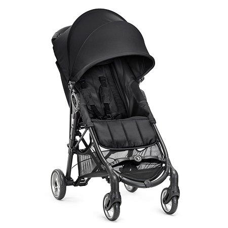 Коляска Baby Jogger City Mini Zip с бампером Black