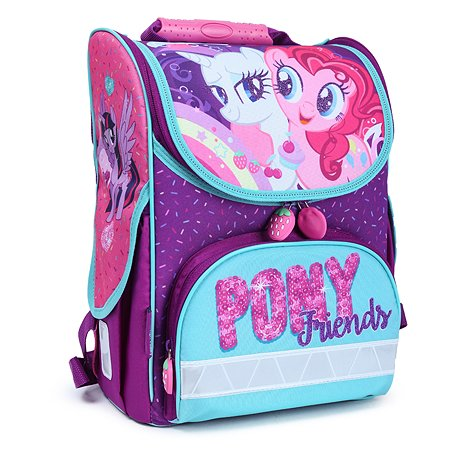 Рюкзак школьный Erhaft My Little Pony H-MLP001