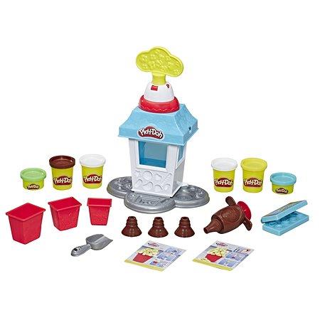 Набор игровой Play-Doh Масса для лепки Попкорн-вечеринка E5110EU4