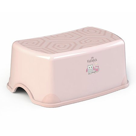 Подставка для ног KidWick Черепаха Розовая