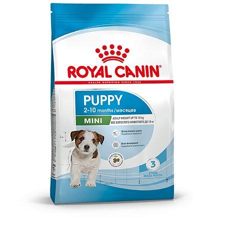Корм для щенков ROYAL CANIN Puppy мелких пород 800г